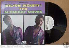 "WILSON PICKETT~""MIDNIGHT MOVER""~ATLANTIC WHITE-PROMO LABEL"" ~ LP!!!"