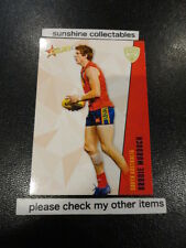 2012 SELECT AFL CARD FUTURE FORCE NO.26 BRODIE MURDOCH SOUTH AUSTRALIA