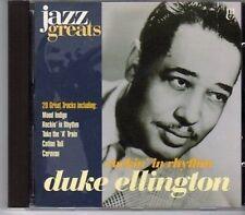 (CA131) Duke Ellington - Rockin' In Rhythm - 1996 Jazz Greats CD No 002