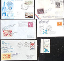 Rocket Mail Covers Research Collection [5] Covers Including 1st Flight 1950