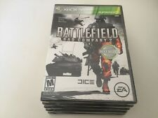 Battlefield: Bad Company 2 -- Platinum Hits (Microsoft Xbox 360, 2011) NEW!