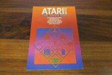 Catalogue - Games Atari 2600