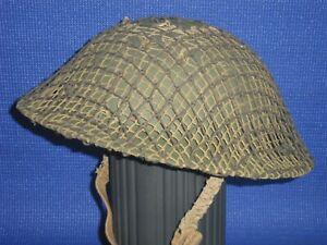 WW2 Helmet - Australian Combat Helmet w/nets