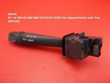 BIN1A 01- 04 VOLVO S60 S80 V70 XC70 XC90 Turn Signal Switch with Trip 9441242