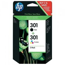 HP N9J72AE __ MULTIPACK HP 301 NERO  + COLORE ORIGINALE