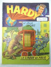 hardy et jack sport 25 le cirque en folie   artima  1957