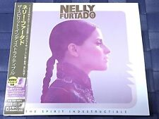 Nelly Furtado - The Spirit Indestructible - Japan Import - Bonus Track + 2 - 2CD