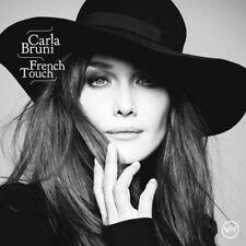 French Touch (LP) - Carla Bruni (Vinyl w/Digital Download, 2017)