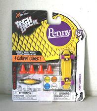 New Tech Deck Penny Ausralia Green / Yellow 70mm Fingerboard Skateboard