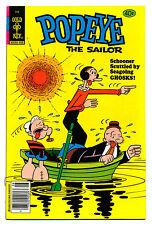Popeye the Sailor #149 (Gold Key) VF8.0