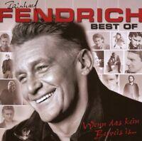 "RAINHARD FENDRICH ""BEST OF"" 2 CD NEUWARE"