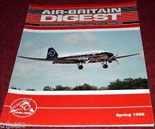 Air Britain Digest 1998 Spring Irish Air Corps,Braathens,Curtiss Wright