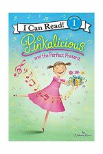 Pinkalicious and the Perfect Present (I Can Read Level 1) Free Shipping