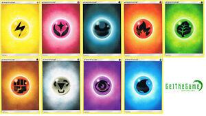100 Pokemon Energie Karten Sparpaket