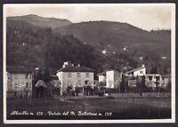 COMO ALBAVILLA 13 Monte BOLLETTONE Cartolina FOTOGRAFICA viaggiata 1949
