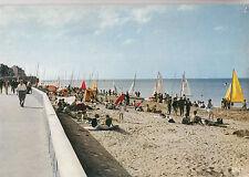 BF31586  luc sur mer la plage et les voiliers   france front/back image
