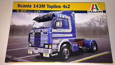 Italeri 1/24 Scania 143M Topline 4x2