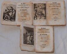LA SPIA ROMANZO STORICO FENIMORE COOPER 1 EDIZIONE RARO