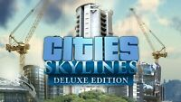 Cities Skylines Deluxe Edition PC (Steam) Key Region free