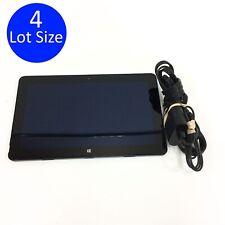 """Lot of 4 Dell Venue 11 Pro 7140 10.8"""" Tablet T07G M-5Y71 128GB SSD 8GB RAM No OS"""