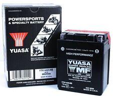 NEW Genuine Yuasa YTX14AH-BS High Performance Motorcycle Battery 12V 12Ah 210CCA