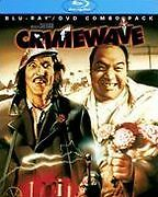 Crimewave (Paul L. Smith) Region A BLURAY - Sealed