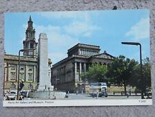 Vintage 1970s Preston Harris Art Gallery Real Photo Postcard