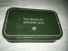 A Vintage Hockley Lure Box Large Size With Lures