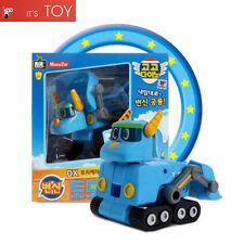 GOGO DINO DX TOMO Triceratops Transformer Dinosaurs Robot Bulldozer Toy Korea
