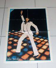Poster JOHN TRAVOLTA La febbre del sabato sera 42x58 cm 1978 Il Monello