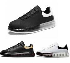 Mens MC Running Shoes Fashion Women Platform Trainers Flat Air Sole Boots | 565