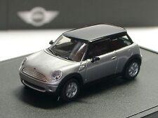 Herpa New Mini Cooper silber, Sondermodell 390 - 1/87