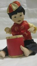 Rare Collectible Porcelain Doll Di-Di Angels Of The Orient From The Danbury Mint