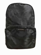 Diesel Camoflague Backpack BLACK
