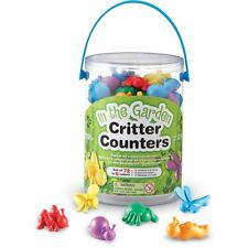 Learning Resources In The Garden Critter Counters - LRNLER3381