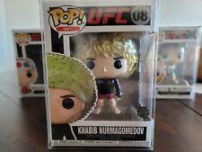 Funko Pop! UFC #08 Khabib Nurmagomedov  BNIB with Case Protector *MINT*