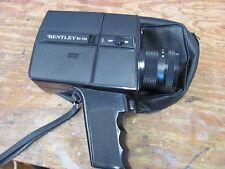 BENTLEY BX 720 VINTAGE SUPER-8 MOVIE VIDEO CAMERA WITH CASE
