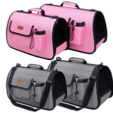Luxury Pet Carrier - Pet Travel Carrier -Tote Bag - 2 sizes