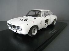 Alfa Romeo GT le * Monza 1970 * AUTOART * 1:18 * Neuf dans sa boîte * NOUVEAU