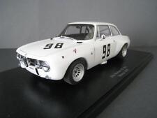 ALFA romeo GT le * Monza 1970 * AUTOart * 1:18 * OVP * NOUVEAU