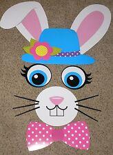 Teacher Resource: Easter Rabbit Bulletin Board Set