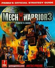 Mechwarrior 3 Pirate's Moon: Prima's Official Strategy Guide