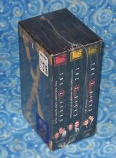 The X-Files Television Series 3 VHS Video Tapes Box Set Brand New Sealed