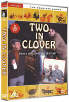 Two in Clover: The Complete Series DVD (2005) Sid James, Tarrant (DIR) cert PG