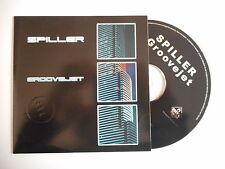 SPILLER : GROOVEJET ( 2 VERSIONS ) [ CD SINGLE ] ~ PORT GRATUIT