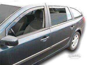 Windabweiser für Renault Laguna 2 Typ G Vor-Facelift 2001-2005 Grandtour Kombi 5