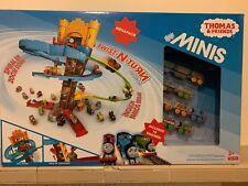 Thomas And Friends Minis Mega Pack Twist And Turn Stunt Set