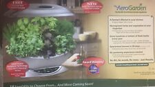 New In Box AeroGarden Hydroponic Indoor Growing Plant Model 100703-Slr Nib