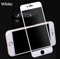 For Apple phone 6 to X models - 5D Full Coverage Tempered Glass Screen Protector