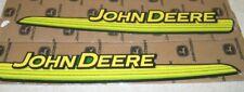 John Deere  Hood Trim Decal set fits L100 L105 L107 L108 L110  GX21140 GX21141